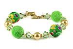 Kimono Bracelets: Yumi Chen Designs