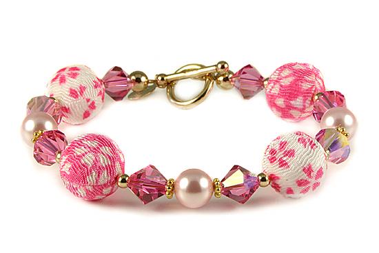 Kimono Bracelet : Yumi Chen Designs :  kimono designer jewelry yumichen