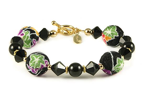 Kimono Bracelet : Yumi Chen Designs
